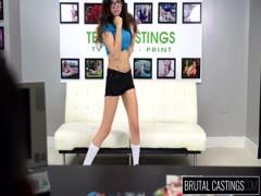 Casting Fucking Girl Very nice coat scallops