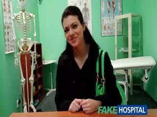 Fucking hardcore at fake hospital