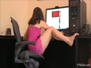 Just so she know making orgasm