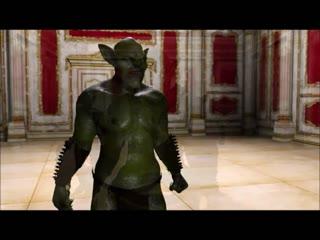 3D Hentai Monster Green Stories