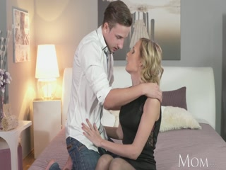 Amazing night of young couple fucking orgasm