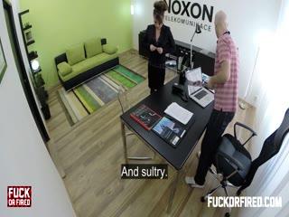 Fuckof - Good secretary gets fucked hard by boss