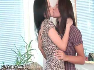 Teen Seducer - Megan and Angellina
