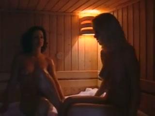 Seduced in a sauna