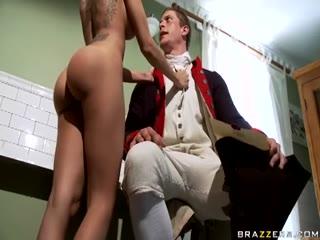 sex lela star colonial busty bitch sex free porn