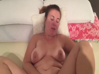 Fatma bbw milf mature chubby mom masturbating with husband