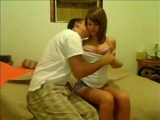 Amateur Teen Couple Fucking On Webcam