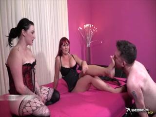 Shebang.TV - Harmony & Amber Leigh Hardcore Sex