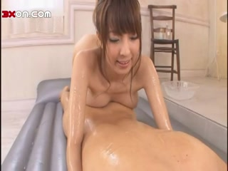 Asian babe porn bitch slut massage porn sex and banged orgy