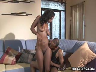 Ebony action with Mature Babe beauty Aryana Starr