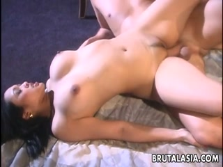 Hot Asian Chick Sucks And Fuck Small Dick