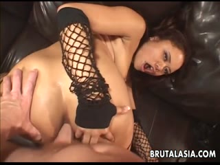 Annie dirty whore loves anal fucking the big dick