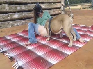Dog fucking human girl hardcore - Animal porn