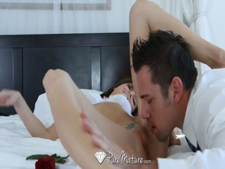 Jenni Lee with cute pussy gets pounded by romantic man - Babes HD Porn