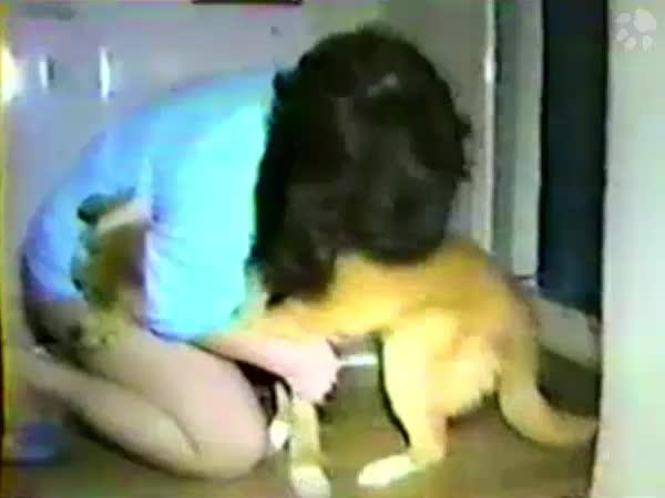 Smart dog serves his crazy girl - Dog sex HD  - Amateur free porn - Porn Tubes Video Sex | fapig.com