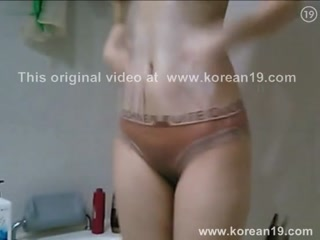 KOREAN CUTIE WITH BIG TITS AND GREAT ASS WEBCAM 5