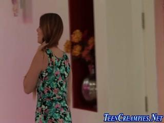 Teen pussy bubbles jizz - HD Video | Pornbraze.com