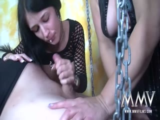MMV FILMS Meli with the Fetish Amateurs - HD Video | Pornbraze.com