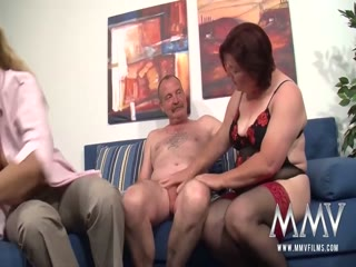 German matures gobbling down a dick - HD Film | Pornbraze.com