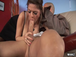 June Summers Goes For The Main Blow Job