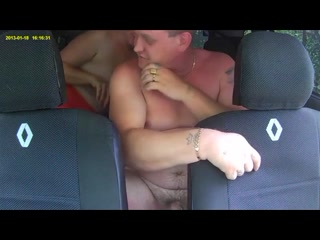 Russian Girl Make Blowjob in Car, Free Porn 48: Pornbraze