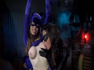 Batgirl - Butt...Catwoman