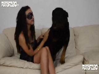 Dog and horny girl fist casting sex videos