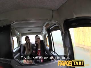 Fake Taxi Santas naughty helpers