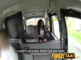 Fake Taxi Great body and a cracking arse