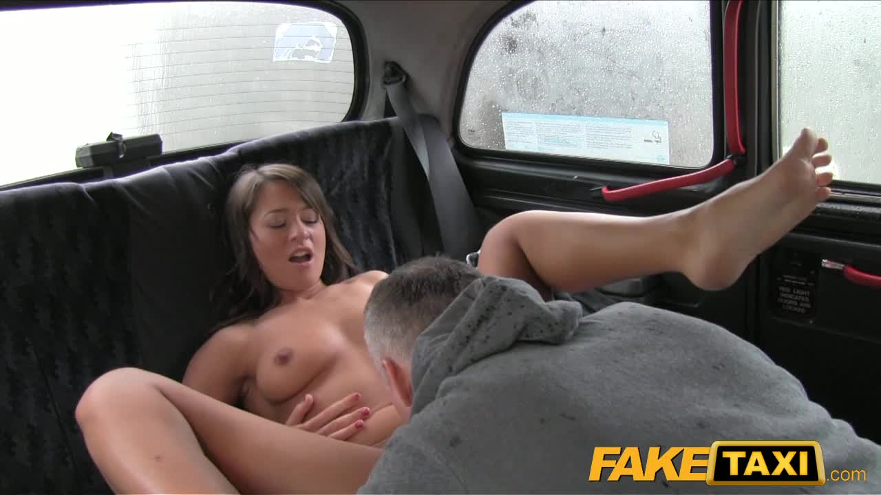 Faketaxi new driver gives local hot blonde good anal sex 10