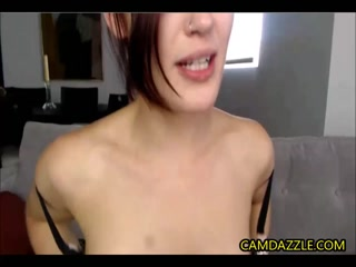 Nasty Babe Loves That Dirty Talk And Twerking