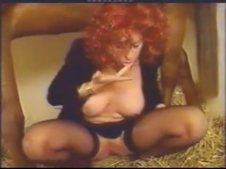 Red Hair Fucked Horse - Horse Porn